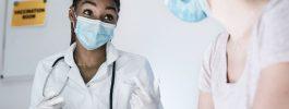 COVID-19 vaccines meet 100 million uncertain Americans