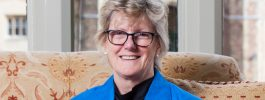 Preventing global health crises: An interview with Dame Sally Davies