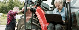 Farmers value digital engagement, but want producers to step up their game