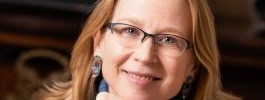 Author Talks: April Rinne on finding calm and meaning in a world of flux
