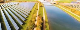Managing water and climate risk with renewable energy